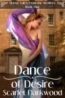 Dance of Desire eBook Cover Design by dreams2media