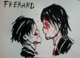 Frerard by killjoybyname