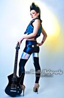 Rock n' Roll Baby_4 by DevillePhotography