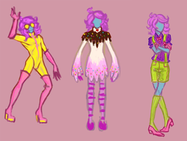 outfit concepts by LoCohen