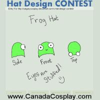 Froggy Hat by meloniigayle