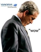 I think I'm obsessed with Bush by Santavez