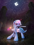 [Parody] Trixie - Fight by redstoneengine