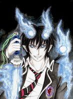 Ao no Exorcist by TheFatalImpact