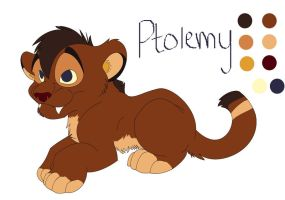 Ptolemy Ref by Amicarrow