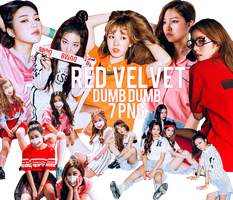 Red Velvet  [PNG PACK] by ByMadHatter
