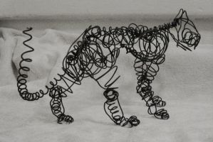 wire cat 4 by clearwater-art