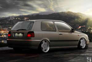 Volkswagen Golf MK3 by RDJDesign
