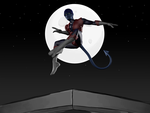 Nightcrawler Moon by Guido37