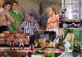 Antonio Inoki vs HBK result by Bardsville