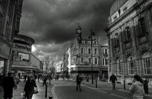 Doncaster High Street by AndrewYoull