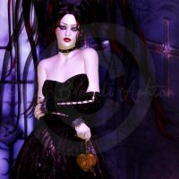 Goth Tales - Detail by kissmypixels