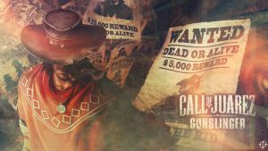 Call Of Juarez: Gunslinger | Wallpaper Design by OptimusProduction