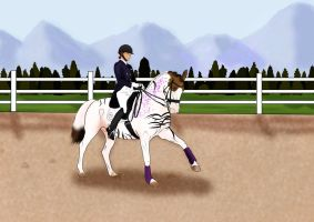 Padro Grand Opening Show - Dressage Class by Boggeyboo