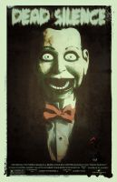 Dead Silence Movie Poster by trickytreater