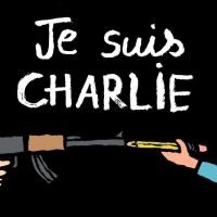 Rip Je Suis Charlie by cartoonT0ny
