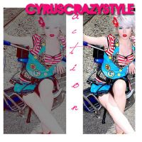 actioon rock by cyruscrazystyle