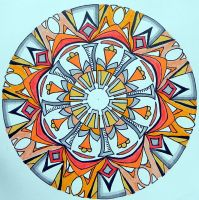 circle card 66 by Lou-in-Canada