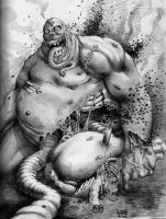 Great Unclean One by lheneks