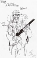 Rick Grimes Better by Lief33
