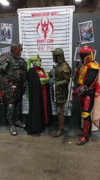 My Fellow Mandalorians by nm1208