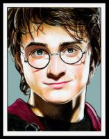 HARRY POTTER by S-von-P