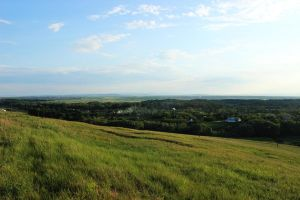 Rural zone from Romania in the summer season by Andrei-Azanfirei