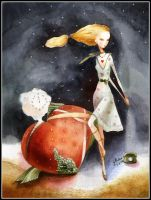 Your most red heart by Skasia