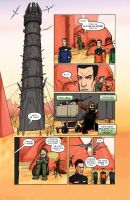 The Spire Pg 4 Coloured By Mike Rayn3r- by RAYN3R-4rt