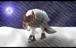 Braving the Storm by ObliviousRiot