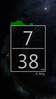 Trixor Clock 1.1 by TrixorArt