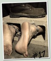 Cement Shoes by ShocKollar