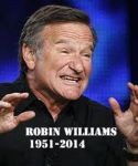 R.I.P Robin Williams by Hellblaze