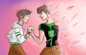 Ben 10 I tried my best but it wasn't good enough by srj984