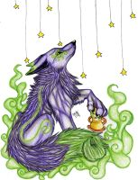 the time fox by Suenta-DeathGod