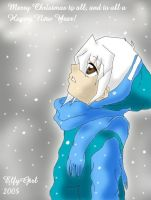 It's snowing... by ElfyGirl