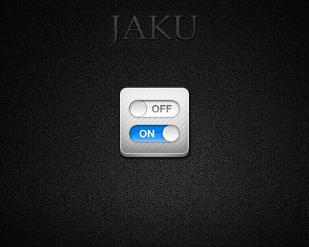 Settings for Jaku iOS Theme by pedrocastro