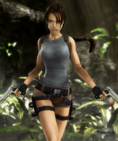Lara Croft 29 by legendg85