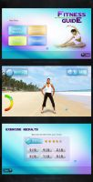 Fitness Mantra PS3 by graphicsnme