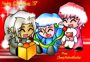 XSM: Xmas '07 by SharpAnimationInc