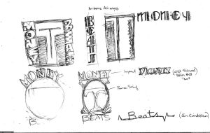 Logo Roughs by paime77