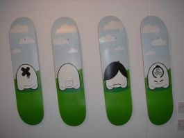 SkateDecks by LrsPhotography