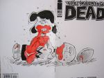 Peanuts Sketch Cover by corysmithart
