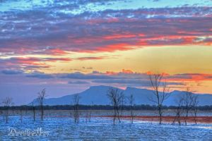 Lake Lonsdale Sunset by DanielleMiner