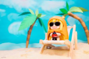 Umaru Summer by frasbob