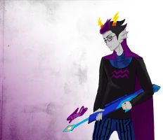 eridan ampora by Star-strider