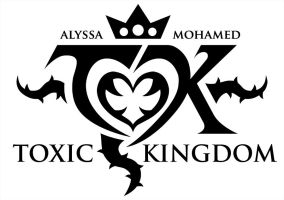 Toxic Kingdom Logo by BoneZi
