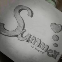 Summer by Lomier