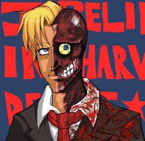 I believe in Harvey Dent by eyepatchalex