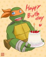Happy birthday! - Gift for mikey253 by mukuto